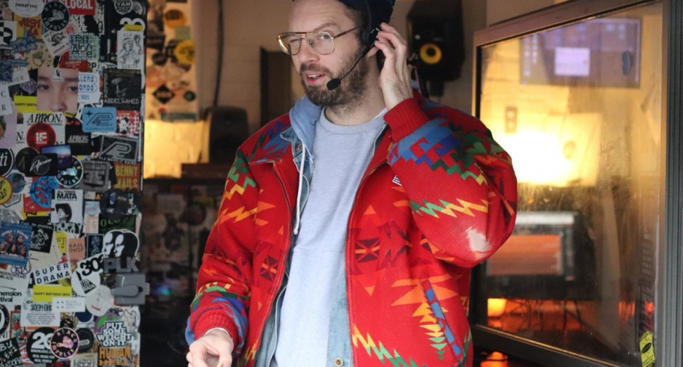 Charlie Bones will host the NTS New Year's Eve broadcast through to 2021