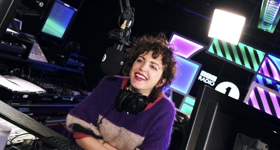 Annie Mac's last ever Dance Party show on Radio 1 broadcast on Friday 30th July