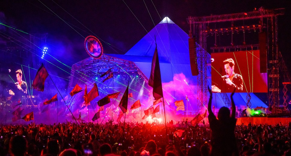 Glastonbury invites fans to share photos of festival memories
