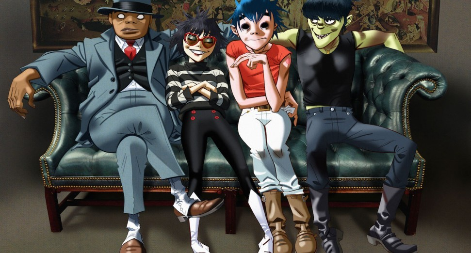 Gorillaz release trailer for documentary, 'Reject False Icons'