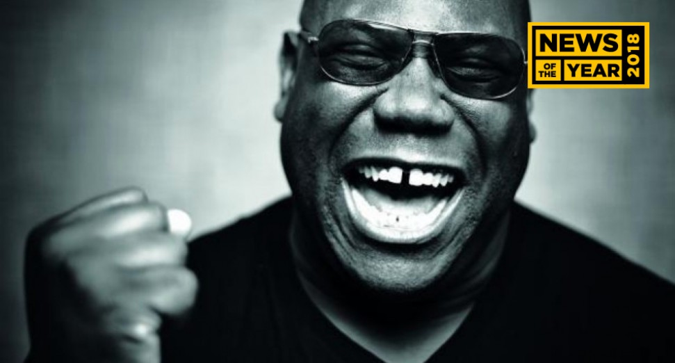 Carl Cox reveals plans to build a new Space in Ibiza