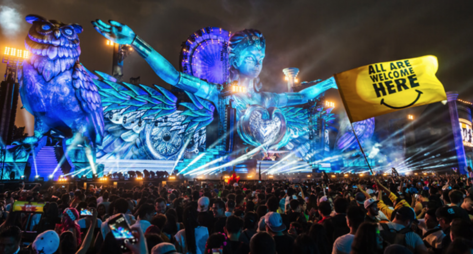Watch full EDC sets from deadmau5, Alison Wonderland, Salvatore Ganacci, more