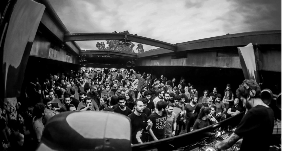 Magda, Jimpster, Cassegrain, more locked for Beirut's B018 spring series
