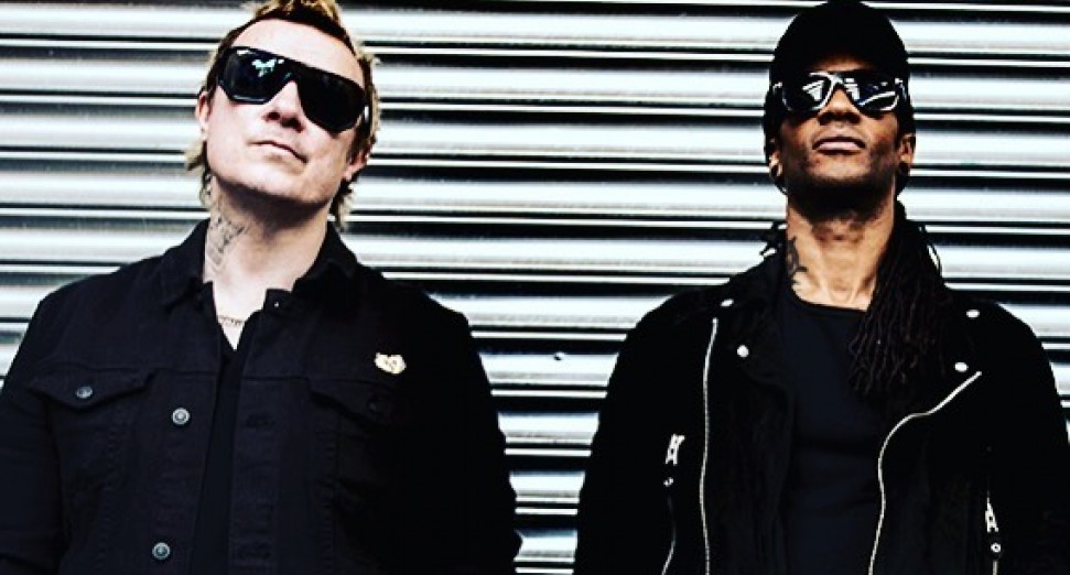 The Prodigy are back in the studio