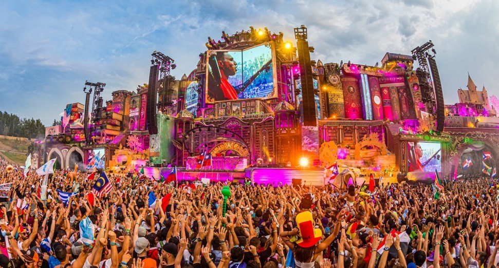 Tomorrowland aiming for three-weekend festival in 2022